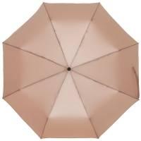 Зонт складной ironWalker, бронзовый