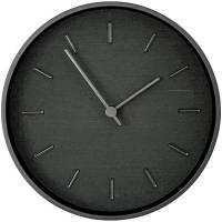 Часы настенные Beam, черное дерево
