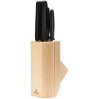 Набор ножей Victorinox Standart в деревянной подставке