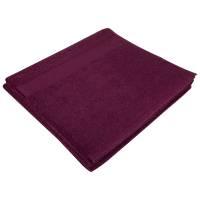 Полотенце Soft Me Large, гранатово-красное