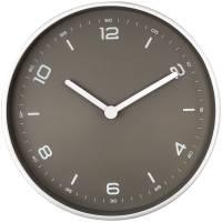 Часы настенные Milton, кофейно-коричневые