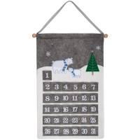 Адвент-календарь Noel, с медведями