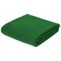 Флисовый плед Warm&Peace XL, зеленый