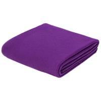 Флисовый плед Warm&Peace XL, фиолетовый