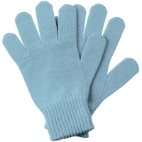 Перчатки Real Talk, голубые
