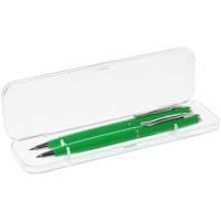 Набор Phrase: ручка и карандаш, зеленый