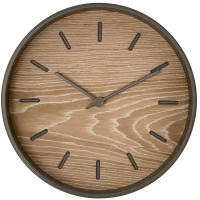 Часы настенные Nissa, беленый дуб