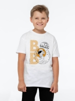 Футболка детская BB-8 Droid, белая
