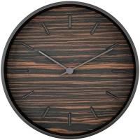 Часы настенные Tara, шпон
