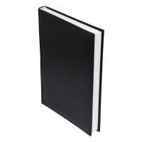 Ежедневник недатированный Birmingham 145х205 мм, черный,календарь до 2018 г.