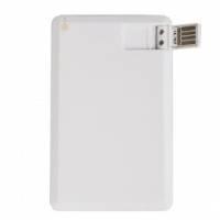 Универсальный внешний аккумулятор Card power 2000 mAh, белый