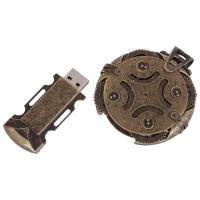 Флешка Cryptex Roundlock