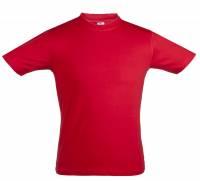 Футболка мужская Unit Stretch 190 красная, размер L