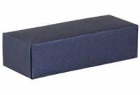 Коробка под флешку, синяя