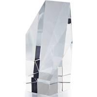 "Кристалл ""Шестиугольник""; прозрачный; 7,2х6,6х12,5 см; стекло"