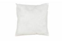 Подушка декоративная, 26*26 см, белая