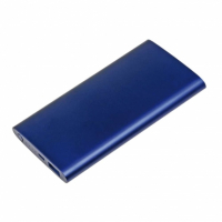 Внешний аккумулятор, Ocean PB, 4000 mAh, металл, 120х64х13 мм, синий