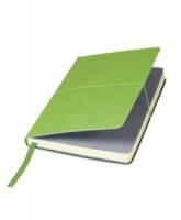 Ежедневник недатированный, Portobello Trend, Summer time, 105х150 мм, 176стр, ярко-зеленый, линейка