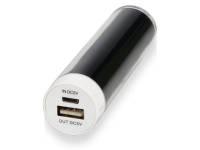 Портативное зарядное устройство, 2200 mAh, черный