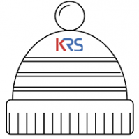 Вязаная шапка с индивидуальным дизайном