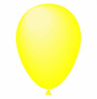 Воздушный шар для нанесения, желтый