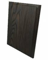 Плакетка для дарственной надписи, 23*30см, цвет темный Венге
